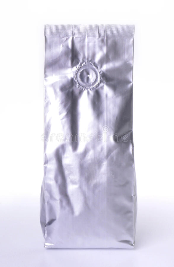 Download Aluminum foil package stock image. Image of package, supermarket - 19721801
