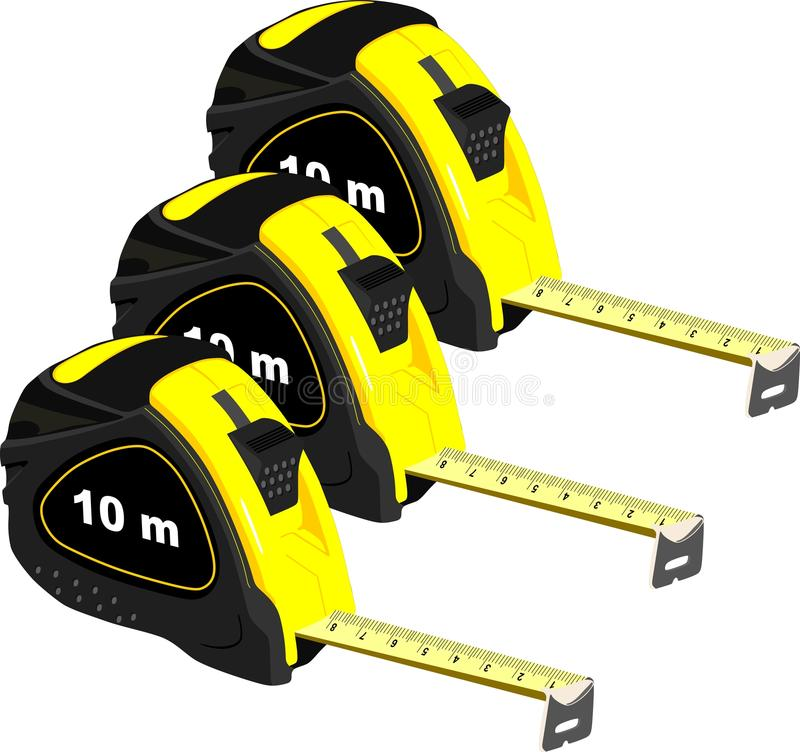 Steel Measure stock images