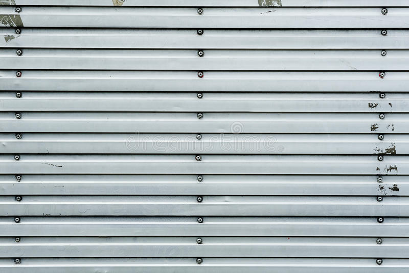 Aluminum panel. Backgrounds metal semless stock photography