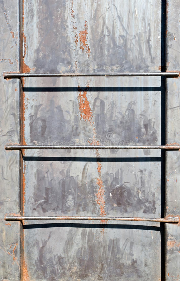 Free Aluminum Rungs With Rust Stock Images - 11160634