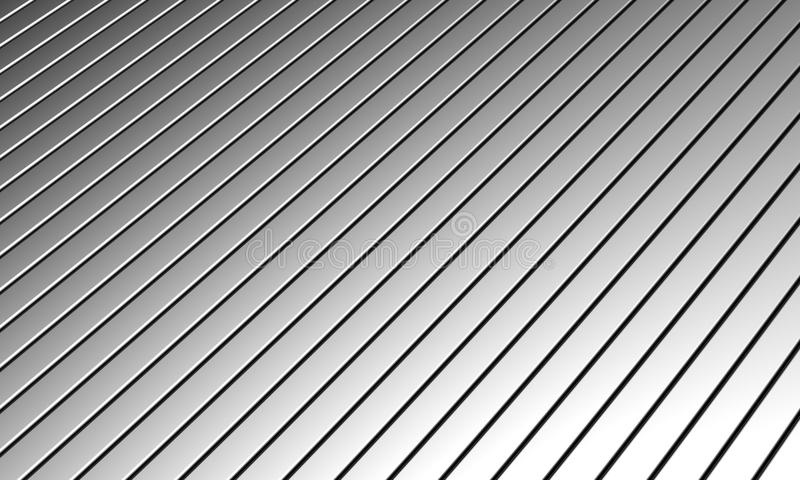 Aluminum silver tile pattern background royalty free stock photography