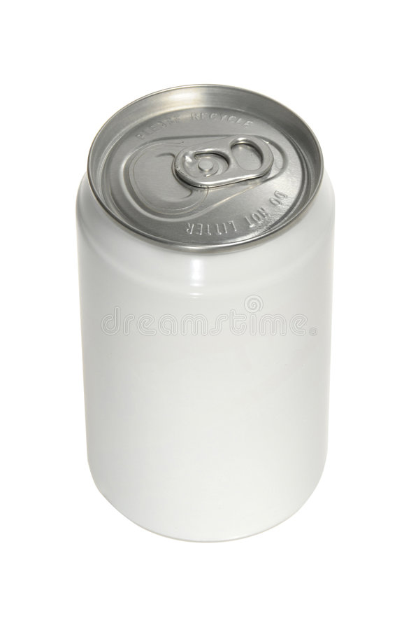 Free Aluminum Soda Can Stock Image - 7376511