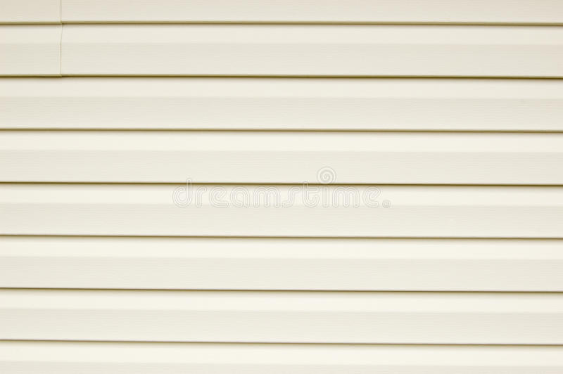 Aluminum Vinyl Residential Siding Stock Photo Image Of