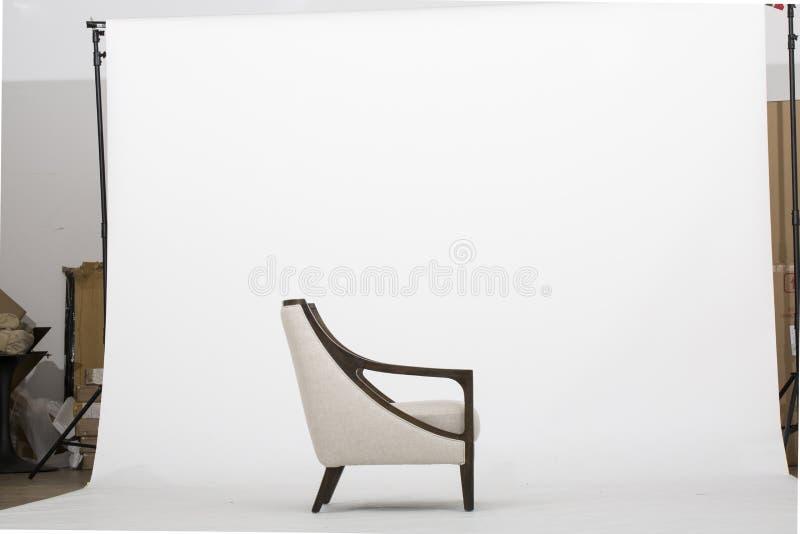 Alvarado Lounge Chair, Coral Springs Lounge Chair, Barlow Armchair royalty free stock image