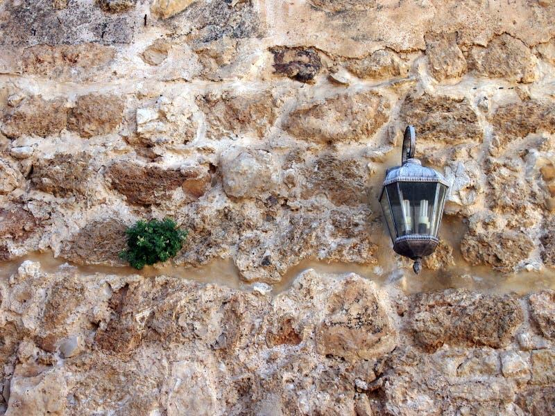 Alvenaria antiga, igreja da natividade, Bethlehem imagem de stock