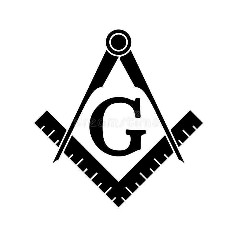Alvenaria livre Logo Vetora Illustration ilustração do vetor