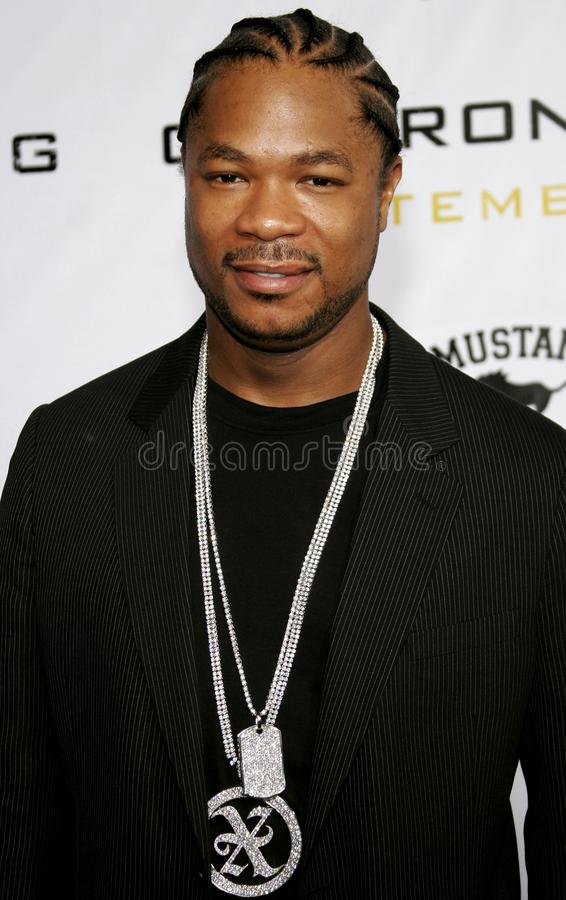 Alvin `Xzibit` Joiner. HOLLYWOOD, CALIFORNIA. Tuesday September 5, 2006. Alvin `Xzibit` Joiner attends the Los Angeles Premiere of `Gridiron Gang` held at the stock photography