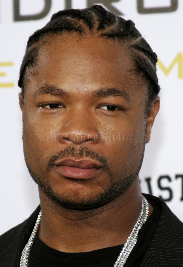 Alvin `Xzibit` Joiner. HOLLYWOOD, CALIFORNIA. Tuesday September 5, 2006. Alvin `Xzibit` Joiner attends the Los Angeles Premiere of `Gridiron Gang` held at the royalty free stock photo