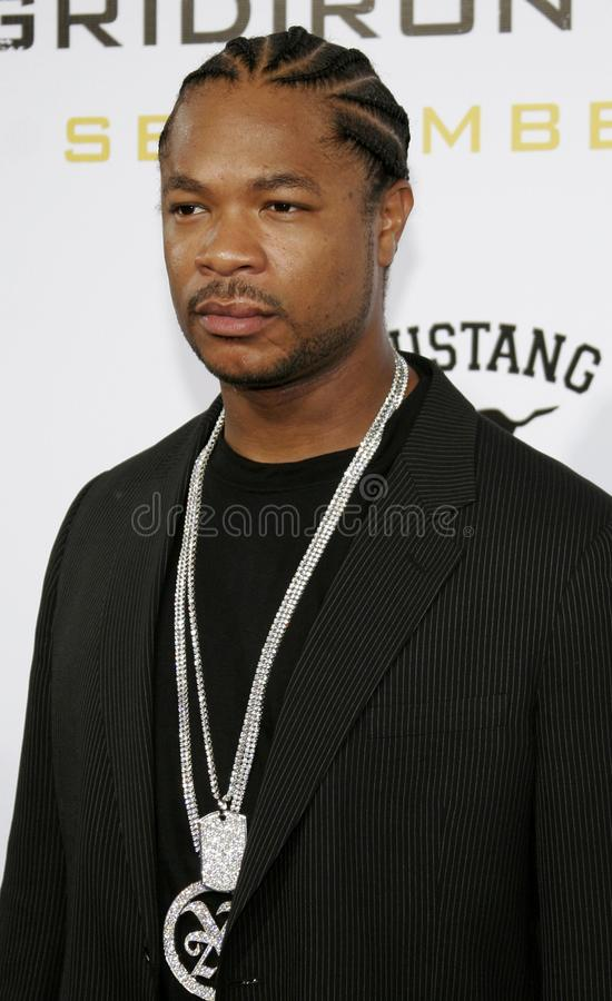 Alvin `Xzibit` Joiner. HOLLYWOOD, CALIFORNIA. Tuesday September 5, 2006. Alvin `Xzibit` Joiner attends the Los Angeles Premiere of `Gridiron Gang` held at the royalty free stock images
