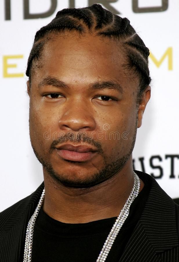 Alvin `Xzibit` Joiner. HOLLYWOOD, CALIFORNIA. Tuesday September 5, 2006. Alvin `Xzibit` Joiner attends the Los Angeles Premiere of `Gridiron Gang` held at the stock images