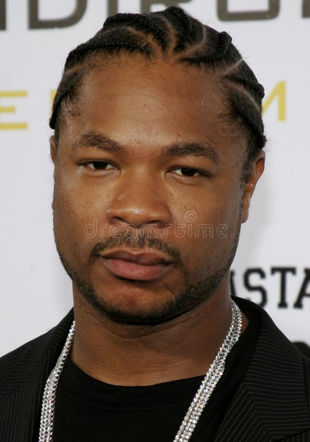 Alvin `Xzibit` Joiner. At the Los Angeles premiere of `Gridiron Gang` held at the Grauman`s Chinese Theatre in Hollywood, California United States on September royalty free stock images