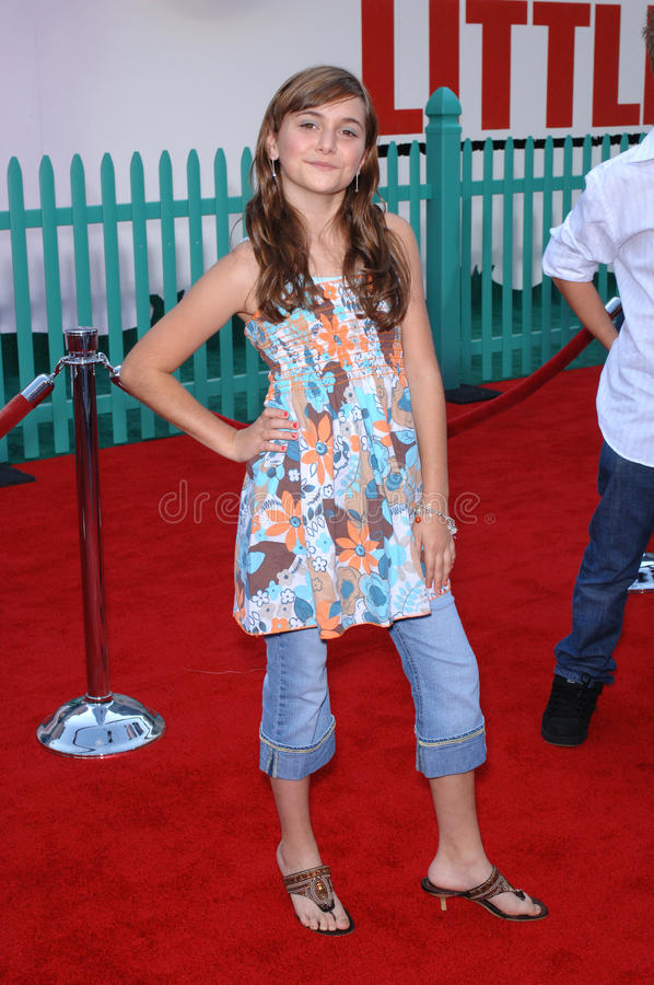 Download Alyson Stoner editorial stock image. Image of angeles - 25674599