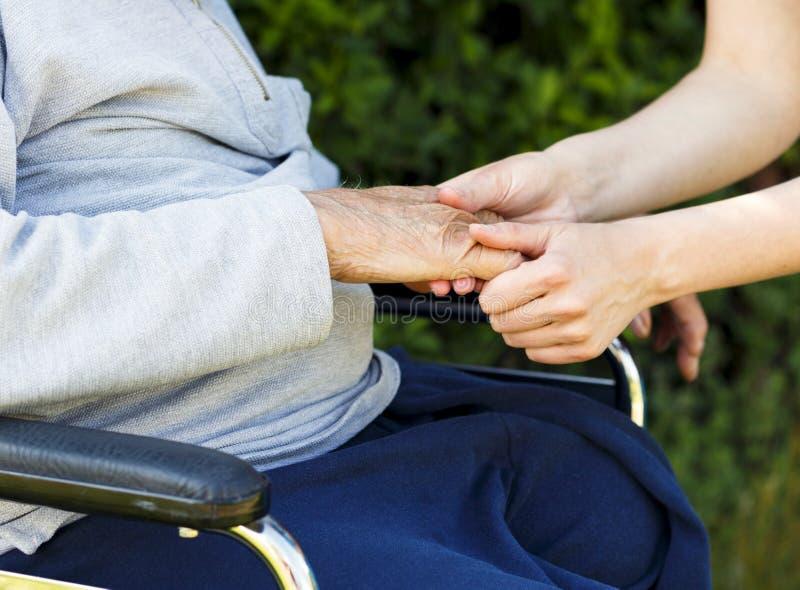 Alzheimers sjukdom arkivfoto
