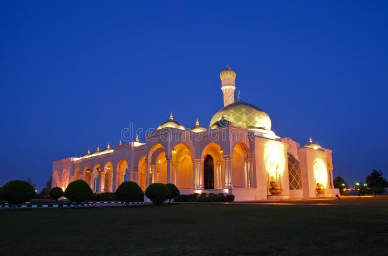 Alzulfa Mosque stock image