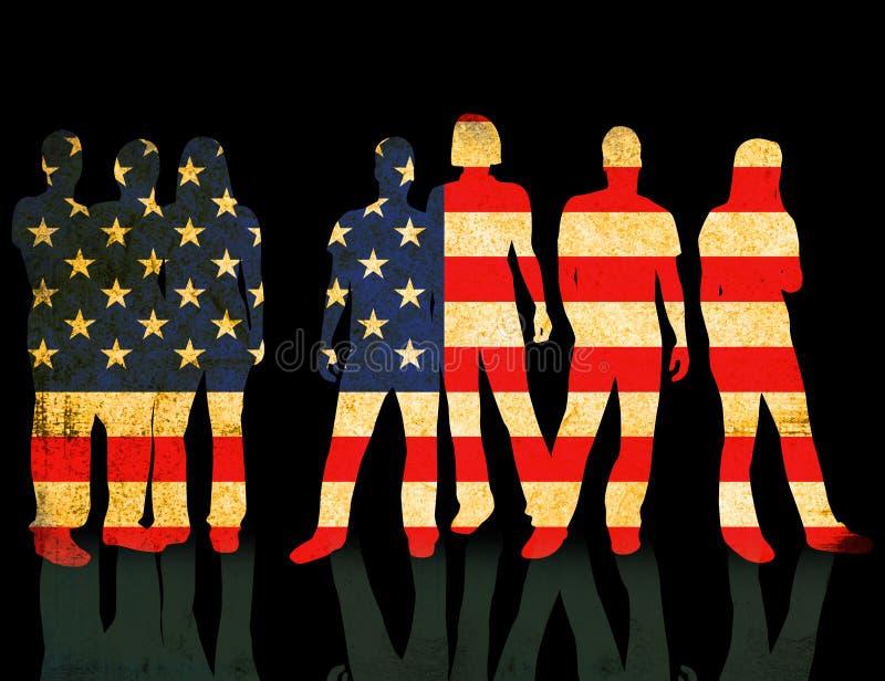 América libre illustration