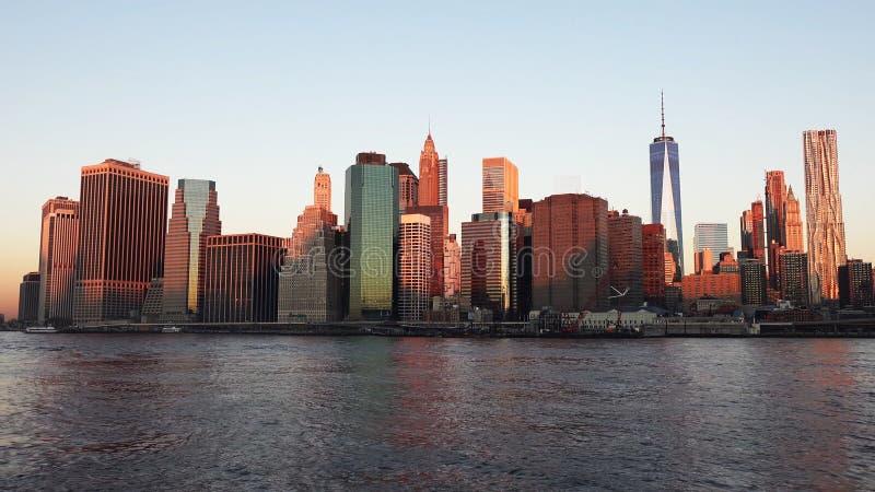 América, arquitetura, fundo, ponte, Brooklyn, construção, construções, negócio, centro, cidade, arquitetura da cidade, baixa, cre foto de stock