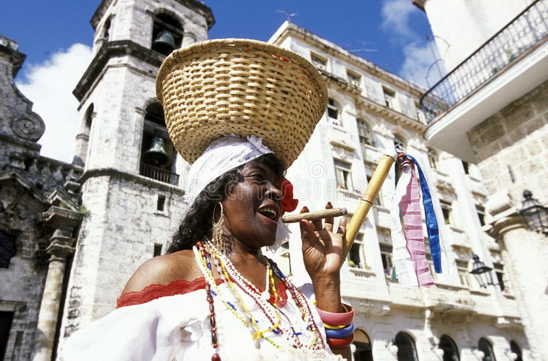 AMÉRICA CUBA HAVANA fotos de stock