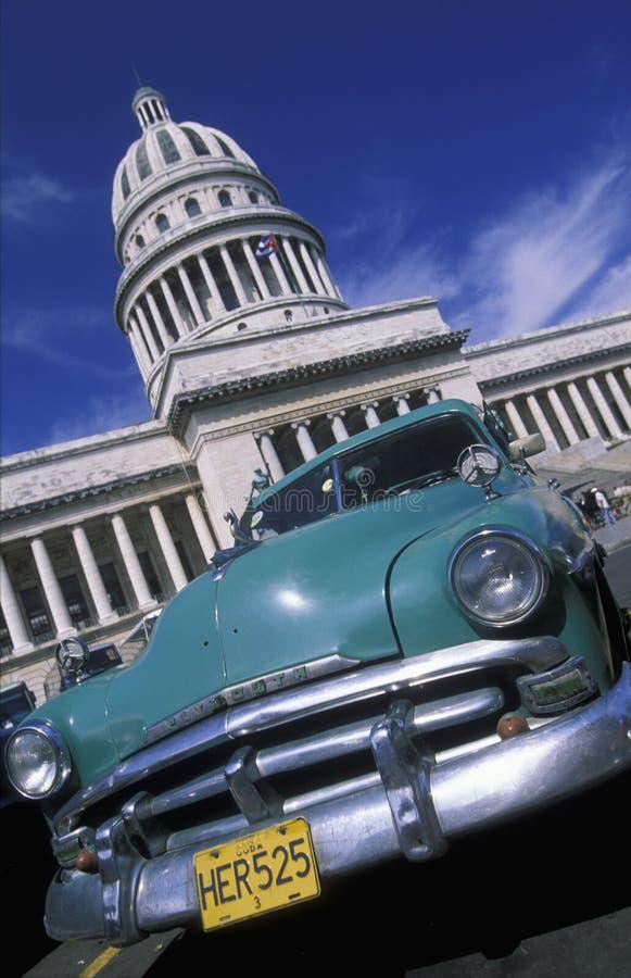 AMÉRICA CUBA LA HABANA foto de archivo libre de regalías
