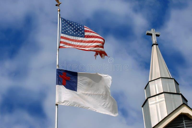 América e religião imagem de stock royalty free