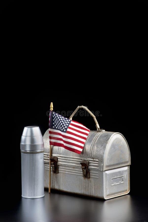 América que vuelve trabajar fotos de archivo libres de regalías