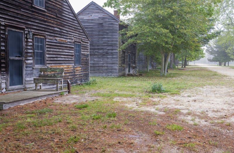 Américain après découvrir l'histoire américaine dans le New Jersey photographie stock libre de droits