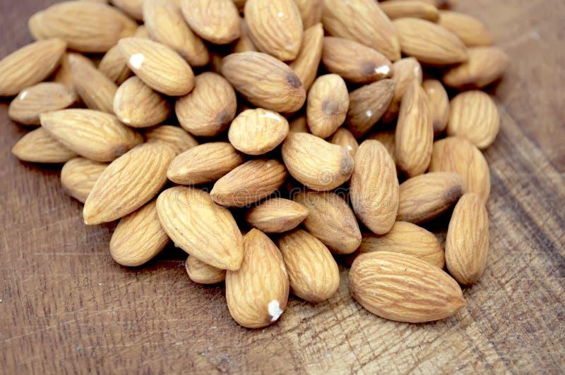 Download Amêndoas doces foto de stock. Imagem de semente, ingrediente - 12805980