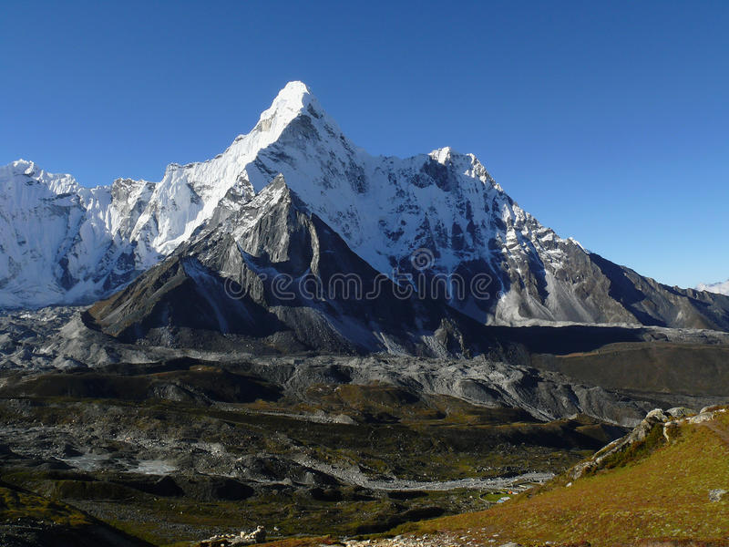 Himalayas Nepal Stock Photography