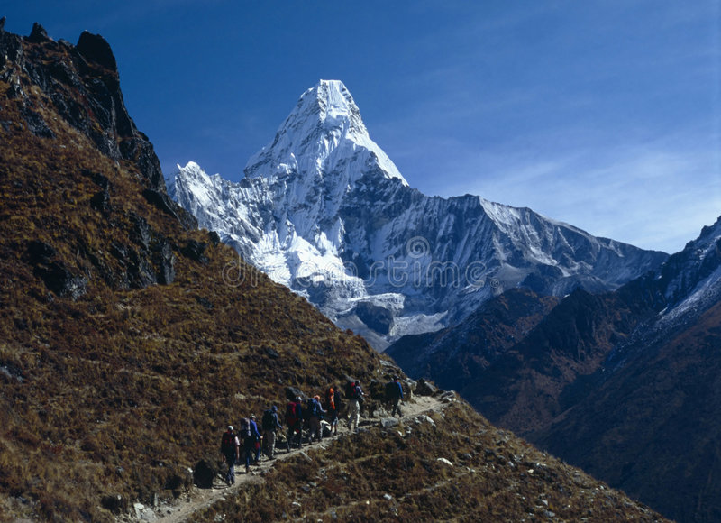 Download Ama Dablam #3 Stock Images - Image: 515304