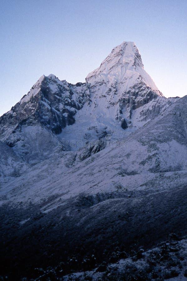 Ama Dablam - Himalayas. stock photos
