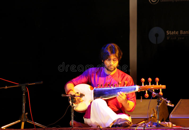Amaan Ali Khan plays Sarod in Bahrain
