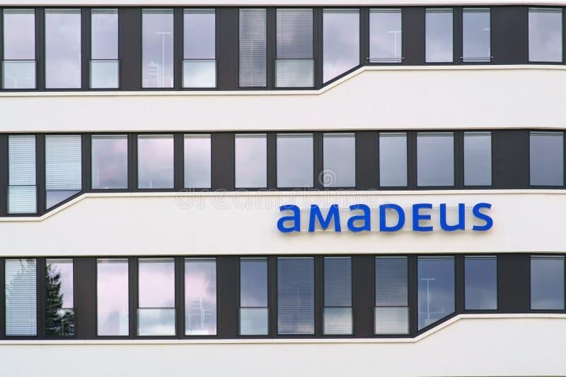 Amadeus Germany GmbH royalty free stock image