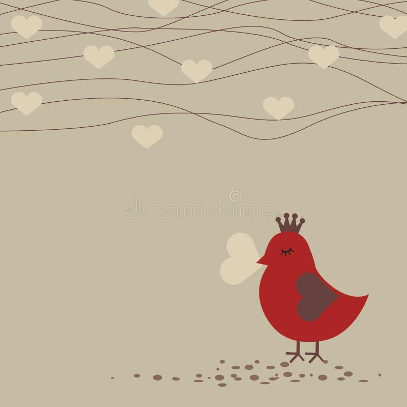 Amado ilustração royalty free