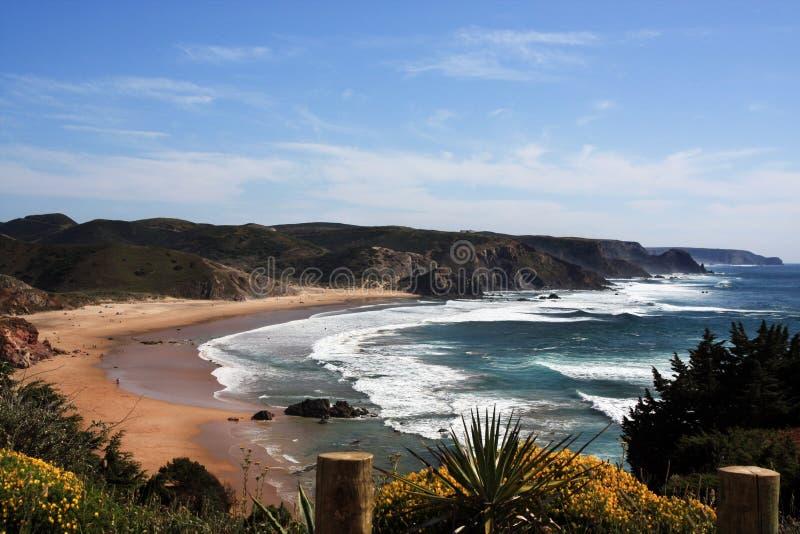 amado plaża zdjęcie royalty free