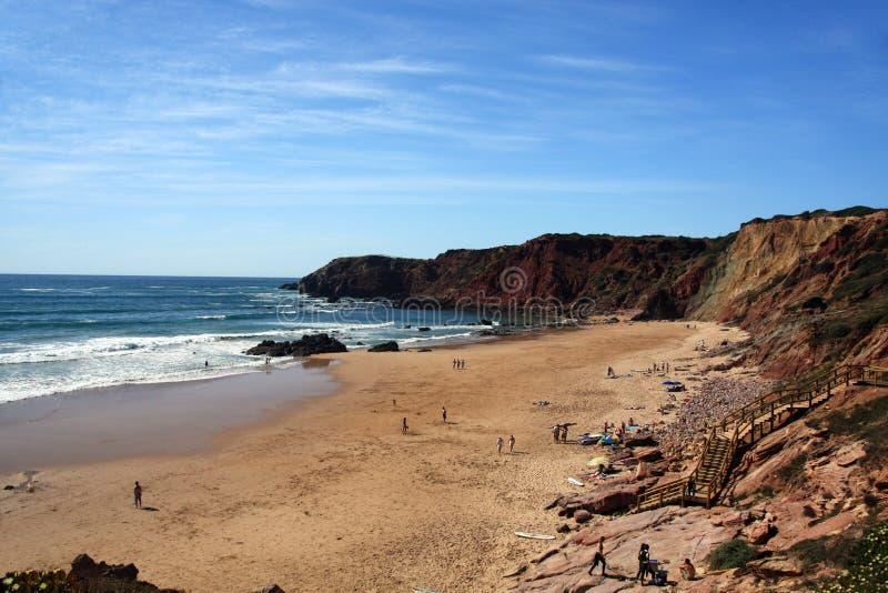 amado plaża obrazy stock