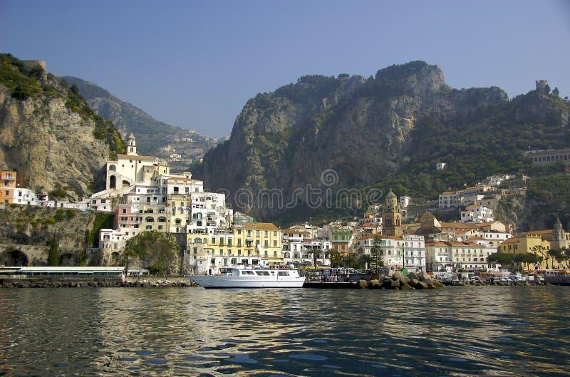 Amalfi imágenes de archivo libres de regalías