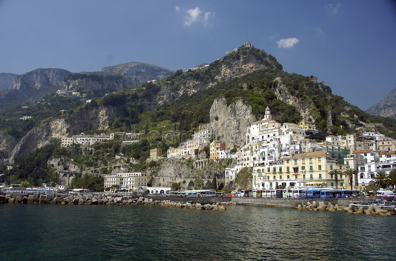 Download Amalfi stock image. Image of pretty, beautiful, move, naples - 2662767