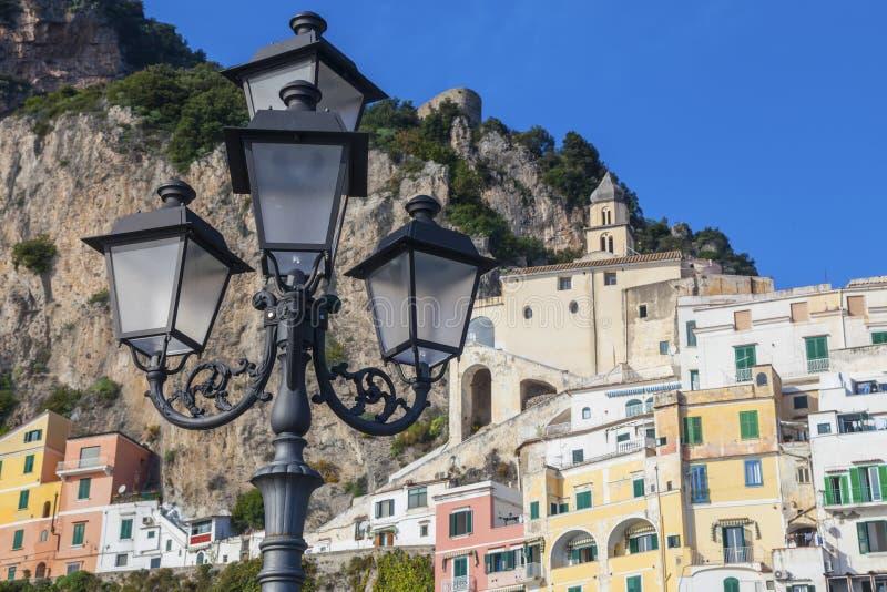 Amalfi foto de stock