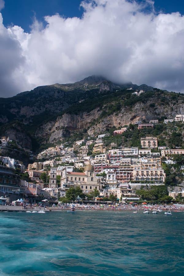 Amalfi obrazy stock