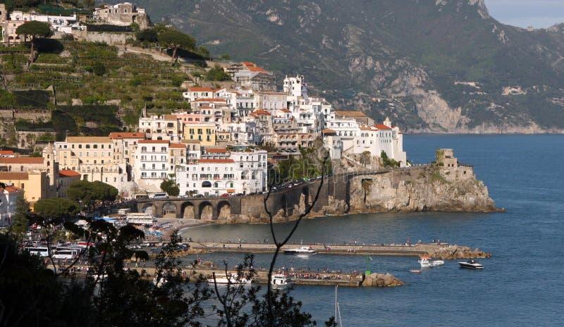 Amalfi Coast Italy royalty free stock image