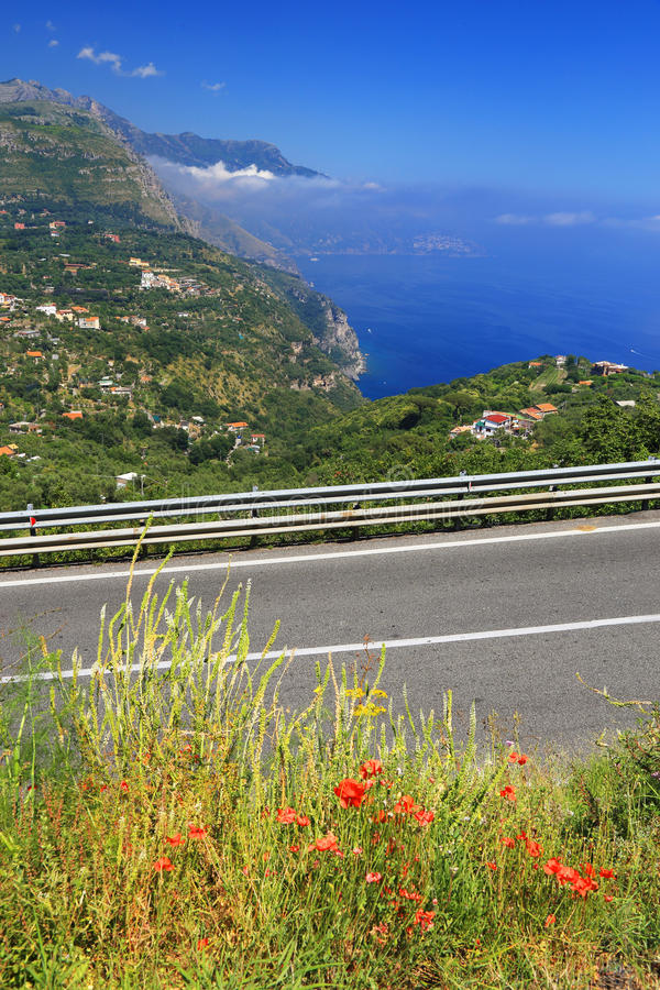 Download Amalfi Coast, Italy, Europe Stock Photo - Image of destinations, landscape: 39514138
