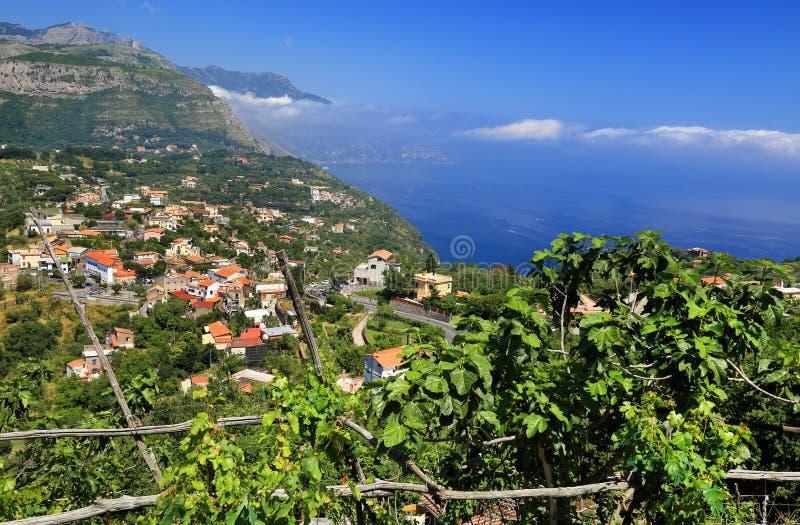 Download Amalfi Coast, Italy, Europe Stock Photo - Image of blue, house: 39514140