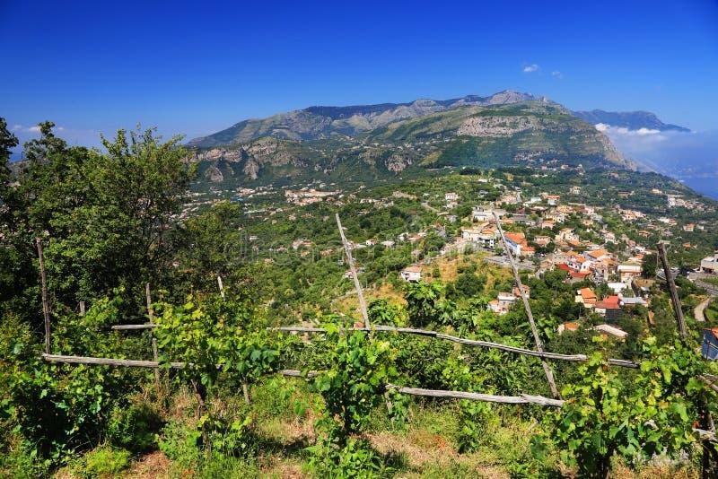 Download Amalfi Coast, Italy, Europe Stock Photo - Image of green, beach: 39514144