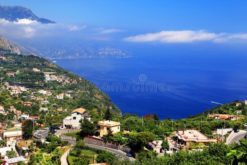 Download Amalfi Coast, Italy, Europe Stock Image - Image of destinations, harbour: 39514223