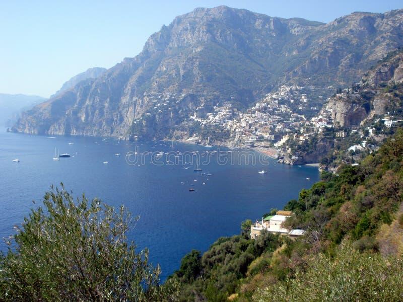Amalfi Coast, Italy royalty free stock image