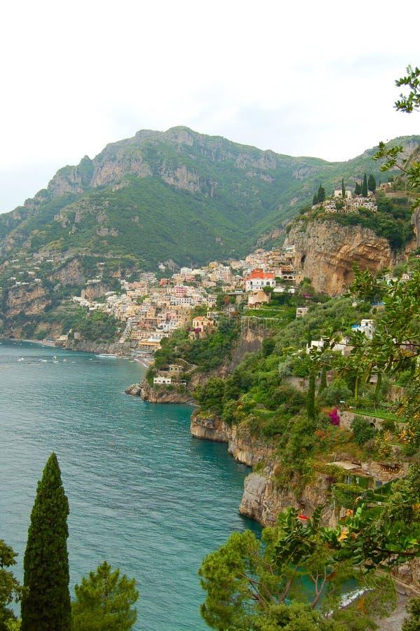 Amalfi Coast royalty free stock images