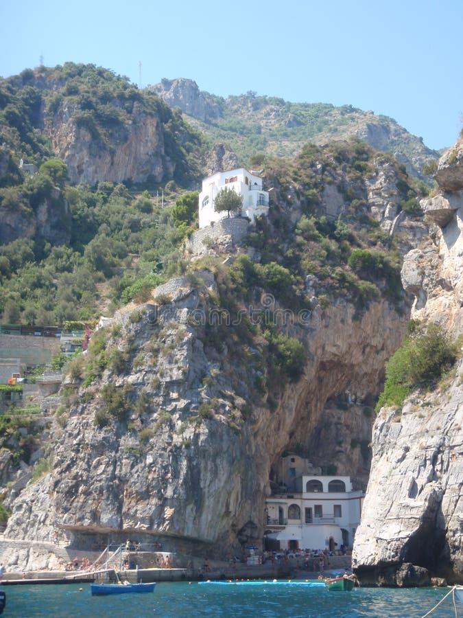 Amalfi Italië stock fotografie