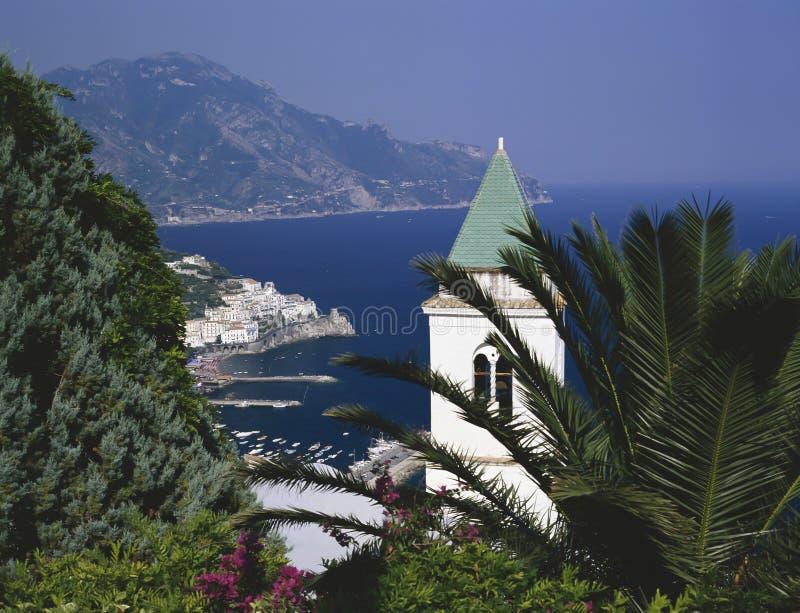 Amalfi, Italia immagini stock