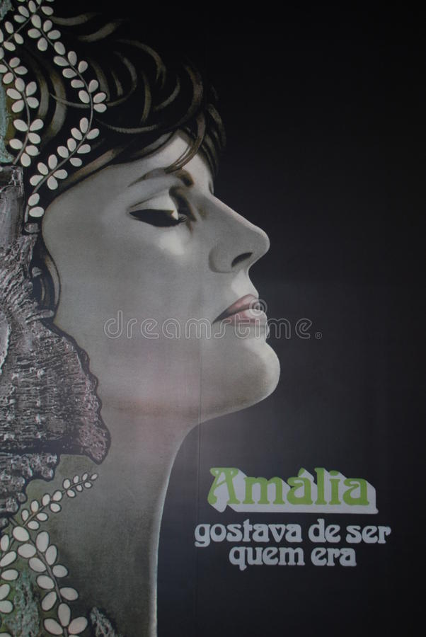 Download Amalia Rodrigues editorial stock photo. Image of cultural - 11943943
