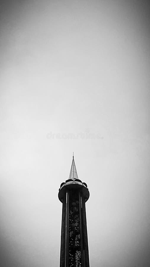 Amaliah Tower royalty free stock image