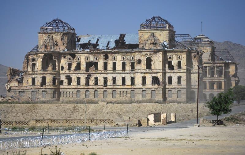 aman darul fasadowy pałac południowy zdjęcie royalty free